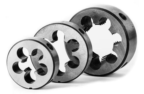 Плашки трубні циліндричні (G)