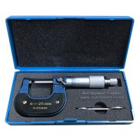 Микрометр гладкий МК-25 0,01 (IS)