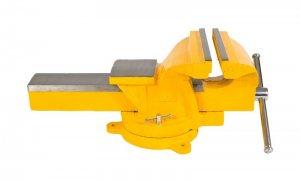 Тиски слесарные 200 мм, поворотные (Mastertool, 07-0220)