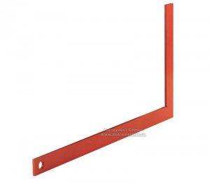 Угольник строительный стальной 600 х 300 мм (STANLEY, 1-46-236)