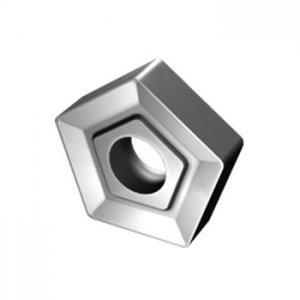 Твердосплавна пластина 10114-110408 Т5К10 покрита TiN