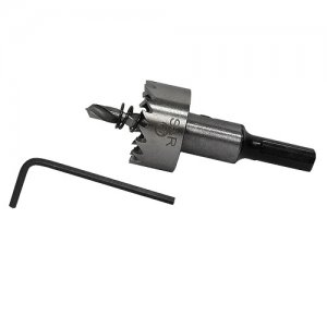 Коронка по металлу 27 мм S&R Meister HSS M35 Co5%