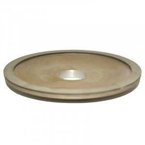 Круг алмазный тарельчатый конический 12A2-20 Ф 150х18х10х2х32 АС4 80/63 100% В2-01 39 карат (Полтава)