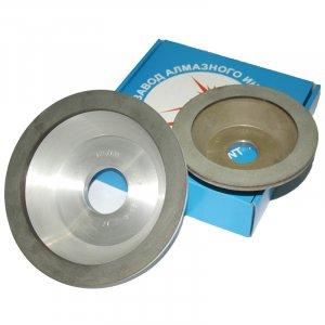Круг алмазний чашечний конічний 12А2-45 Ф 75х3х3х21х16 АСМ 80/63 100% В2-01