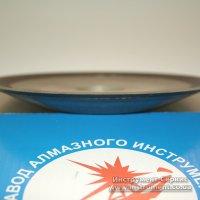 Круг алмазный тарельчатый 12R4 Ф 125х13х3х2х32 АС4 125/100 100% В2-01 17 карат (Полтава)