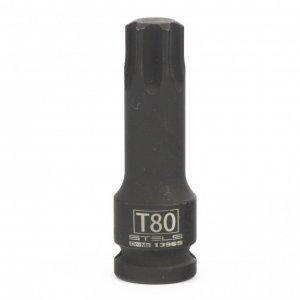 """Головка ударна Torx 80 1/2"""" (Stels, 13969)"""