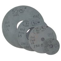 Круг шлифовальный 14А ПП 250х20х76 F60 (25) см2 ВАЗ