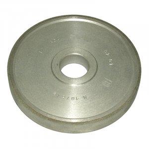 Круг алмазний плоский ПП 1А1 Ф 200 х 20 х 5 х 76 АС4 100/80 100% В2-01 270 карат (Полтава)
