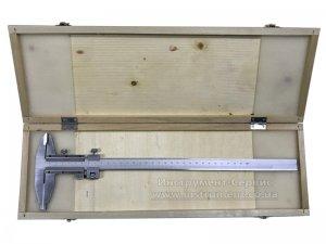 Штангенциркуль ШЦ-II-300 0,05 кл.1 губки 63мм (IS)