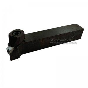 Резец токарный сборный подрезной с эльборовой вставкой 20х20х125 (угол 92°х2°)
