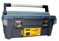 "Ящик для инструмента 25,5"" (650*275*265мм) металлические замки (Mastertool, 79-2100)"