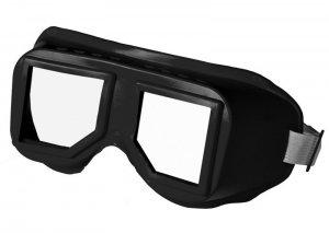 Окуляри захисні закриті ТРИПЛЕКС прозорі (Mastertool, 82-0607)