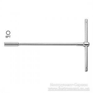 Ключ торцевой Т-образный 10 мм (Toptul, CTDA1031)