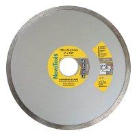Алмазный круг NovoTools Basic 150 мм*5 мм*22,23 мм Плитка (DBB150/C)