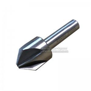 Зенковка коническая с ц/х Ф 20 - 90° Р6М5 (импорт)