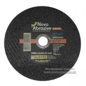 Круг відрізний 180х1,6х22 Extreme (NovoAbrasive)