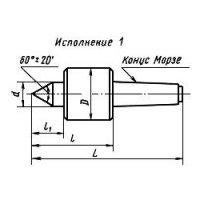 Центр верстатний обертовий А-1-4 У (СРСР)