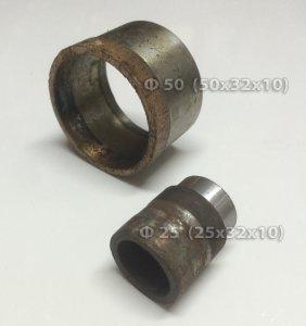 Коронка алмазна кільцева Ф 25 (25х32х10) 5,4 карат