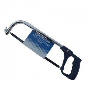 Ножовка по металлу с металлической ручкой, рег. рамка для полотен 250-300 мм Стандарт, HSA2530