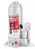 Домкрат гидравлический бутылочный 5 т. h подъема 216-413мм (MTX MASTER, 507219)