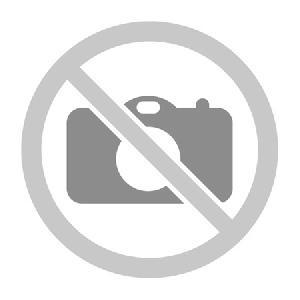 Киянка резиновая с металлической ручкой 60 мм, 450г., чорная (Mastertool, 02-1302)