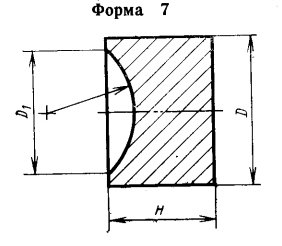 Вставка-заготовка твердосплавна 1010-0495 ВК15