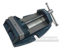 Сверлильные высокоточные станочные тиски 100 мм. GROZ (DPV/STD/100)
