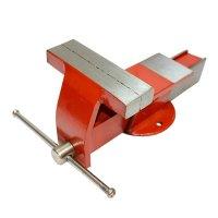 """Тиски слесарные стальные 3"""" - 75 мм. (Стандарт, TSS3)"""