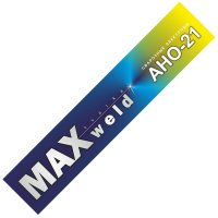 Зварювальні електроди 3 мм АНО-21 (1 кг) MAXweld