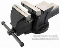 Тиски слесарные 75 мм (Topex, 07A107)