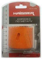 Коронка по металлу 60 мм Bi-metal (Haisser, HS101308)