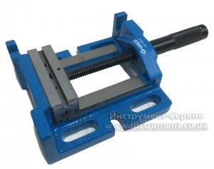 Свердлильні верстатні лещата з універсальним захватом 3-х сторонні 100 мм. GROZ (DPV/UG/3/100)