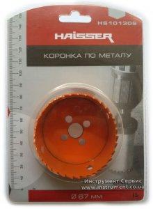 Коронка по металлу 76 мм Bi-metal (Haisser, 2117676)