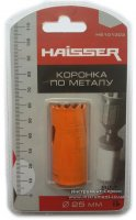 Коронка по металу 25 мм Bi-metal (Haisser, 2117625)