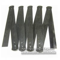 Метр складной металлический 1000 мм. хром (ТУ У 03972620.002-97)