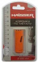 Коронка по металлу 22 мм Bi-metal (Haisser, HS101302)