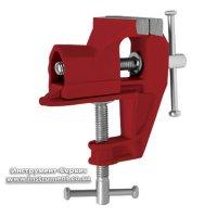 Тиски слесарные 40 мм, мини (InterTool, HT-0055)