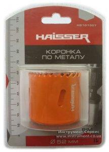 Коронка по металу 52 мм Bi-metal (Haisser, HS101307)
