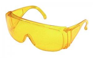 Очки защитные противоосколочные желтые (Mastertool, 82-0050)