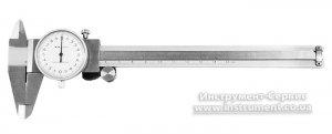 Штангенциркуль ШЦК-I-150 стрелочный (MTX, 316019)