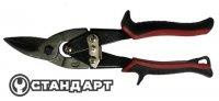 """Ножницы по металлу 10"""" (левые) Стандарт, ASLS0110"""