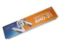Сварочные электроды 2 мм АНО-21 (1 кг) Вистек