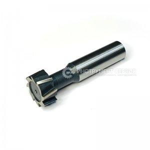 Фреза для обробки Т-подібних пазів ц/х Ф 25х11х82 (паз 14 мм) z=6 хв.16мм Р6М5 (IS)