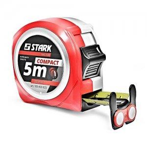 Рулетка 5 м x 25мм, Stark Compact