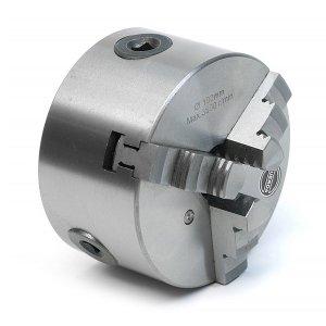 Патрон токарный 3-х кулачковый Ф 100 мм. 7100-0002П (Fuerda)