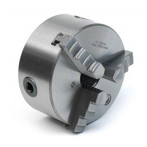 Патрон токарный 3-х кулачковый Ф 125 мм. 7100-0003П (Fuerda)