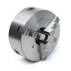 Патрон токарний 3-х кулачковий Ф 200 мм. 7100-0007 на планшайбу, тип 1 (Fuerda)
