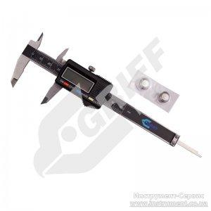 Штангенциркуль электронный ШЦЦ-I-200 - 0,01 (GRIFF, D168014)