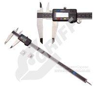 Штангенциркуль электронный ШЦЦ-I-250 - 0,01 (GRIFF, D168015)