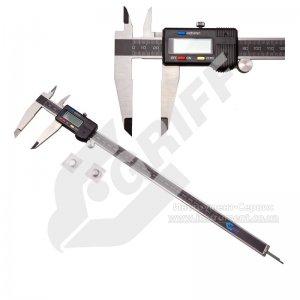Штангенциркуль электронный ШЦЦ-I-250 - 0,01 (GRIFF, D168105)